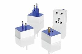 Travel Smart by Conair Polarized Adapter Plug Set, 4 pc 110 V AC, 220 V AC - $12.89
