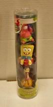 2005 Spongebob Squarepants-Spongebob & Pals-3in Figs. - $11.87
