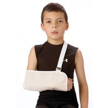 Corflex Economizer Sling for Dislocated Shoulder-XXS - White - $9.99