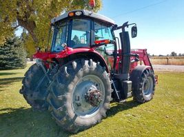 Massey-Ferguson 7616 loader tractor Rexburg, ID 83440 image 7