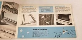 1963 Dodge Dart Owners Manual And Owners Service Certificate Book image 7
