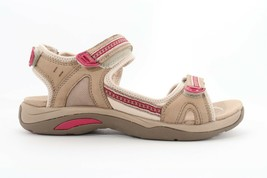 Abeo  Capristrano Sandals Sand Women's Size US 9 Metatarsal Footbed ( EP )4410 - $110.00