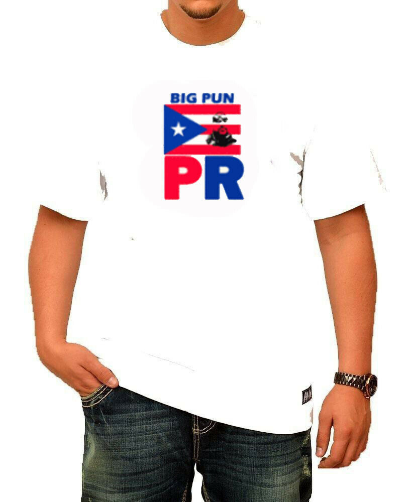 Primary image for Big Pun Puerto Rican T-Shirt