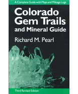 Colorado Gem Trails and Mineral Guide ~ Rock Hounding - $16.95