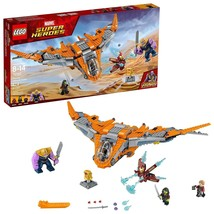 LEGO Marvel Super Heroes Avengers: Guardians of the Galaxy Starship (674... - $55.43
