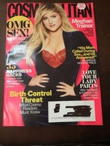 Meghan Trainor Love Your Lady Parts Cosmopolitan Magazine May 2017 New - $7.91