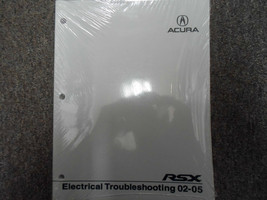 2002 2003 2004 2005 acura tl electric troubleshooting repair service man... - $108.87