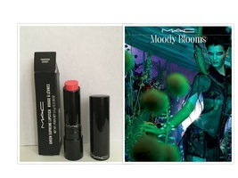 Mac Moody Blooms Sheen Supreme Lipstick - Phosphorescent (Limited Edition) - $15.99