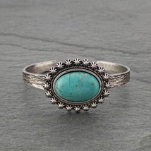 """*NWT* Natural Turquoise """"C"""" Cuff Bracelet 710900007 - $23.36"""