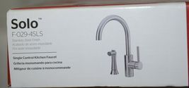 Pfister F0294SLS Solo Collection Stainless Steel Single Control Kitchen Faucet image 10