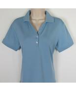Nike Golf Polo shirt DRI FIT Performance athletic short sleeve Womens Size L - $12.82