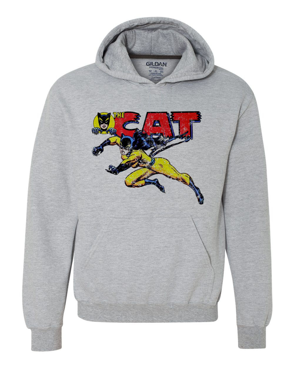 The cat marvel comics hoodie sweat shirt hell cat patsy walker for sale online graphic tee store