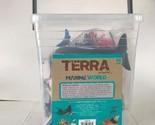 TERRA MARINE WORLD ANIMALS IN A REUSABLE BUCKET 60-PIece