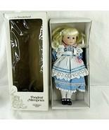 Gorham Musical Doll Alice In Wonderland Fondest Memories Bisque Vintage ... - $79.19