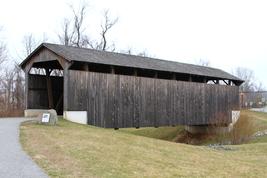 Larkin's Covered Bridge 13 x 19 Unmatted Photo - $35.00
