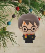 Hallmark Harry Potter Decoupage Navidad Ornamento Nuevo con Etiqueta image 3