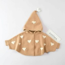 Baby Jacket Coat Winter Infant Girls Clothes Newborn Boys Fashion Hoodie... - $22.54+
