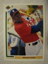 1991 Upper Deck Michael Jordan White Sox SP1 - $38.99
