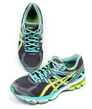 Asics GT 1000 Womens Shoes Size 7 T4K8N Athletic Running Gray Green Snea... - $25.87