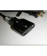 Power Cord for West Bend Indoor Broiler Rotisserie Model CAT NO 5415  - $25.23