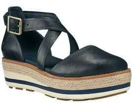 Women's Timberland EMERSON POINT CLOSED-TOE SANDALS, TB0A1KKD 019 Size 8... - $119.95
