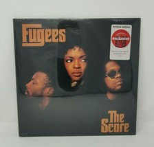 Fugees The Score Exclusive Clear White Smoke Colored Vinyl 2 LP Target - $33.24