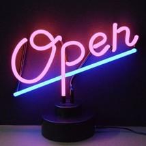 """Open Business Window Dislpay Neon Sculpture 12""""x11"""" - $75.00"""