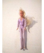 Glamour Gals Doll Jessie Perfectly Purple Blonde Rooted Hair CPG 1981 Ho... - $13.16