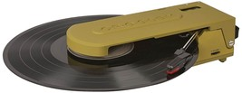 Crosley CR6020A-GR Revolution Portable USB Turntable Record Player Green... - £57.69 GBP