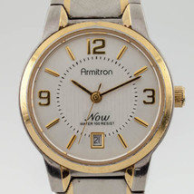 Armitron Now Ladies Two Tone Quartz Watch w/ Date 75/3281 - $103.94