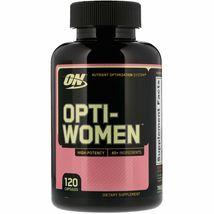 Optimum Nutrition Opti-Women, 120 Capsules - $29.99