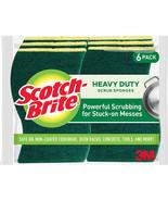 Scotch-Brite Heavy Duty Scrub Sponges, Powerful Scrubbing for Stuck-on M... - $9.99+