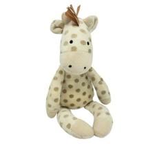 "11 "" Petit Jellycat Fauve Marron Bébé Girafe Grelot Hochet Peluche Animal Jouet - $45.88"