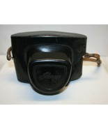 Fitted Camera CASE for Vintage Ihagee cameras black - $39.59