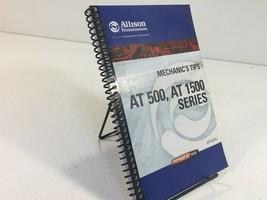 1996 Allison Transmission Mechanics Tips AT 500 AT 1500 - $19.99