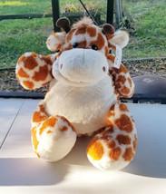 "Converted 29"" Stuffed Animal ""Giraffe w/Bow"" Ventriloquist Puppet *Custom * E2 - $15.00"
