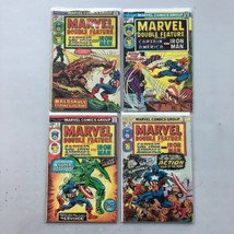 Lot of 8 Marvel Double Feature (1973) #5 7 8 10 14 15 18 19 - $34.65