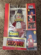 Vintage Battery Operated Mystery Action Clown #301 Bump N Go Original Bo... - $63.47