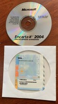 Microsoft 2004 Encarta New - $9.49
