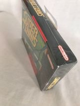 Super Nintendo SNES Super Tennis Video Game, New and Sealed image 3