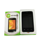 "MINT Life Wireless WIND 2 4GB X325 3.6"" Touchscreen Android Smartphone -... - $244.95"