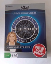 Imagination Who Wants To Be A Millionaire Multiplayer Dvd Game Sealed New - $12.76