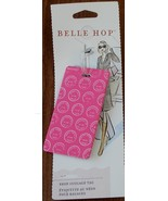 Belle Hop 7470 Neon Luggage Tag - Neon Pink BRAND NEW LUGGAGE TAG - $8.90