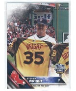 2016 Topps Update #US113 Steven Wright NM-MT Red Sox AS - $0.99