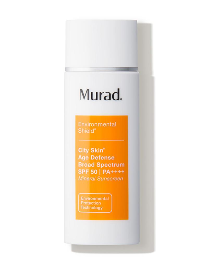 Murad City Skin Age Defense Broad Spectrum SPF 50 PA++++ (1.7 oz) nox box 11/20 - $49.49