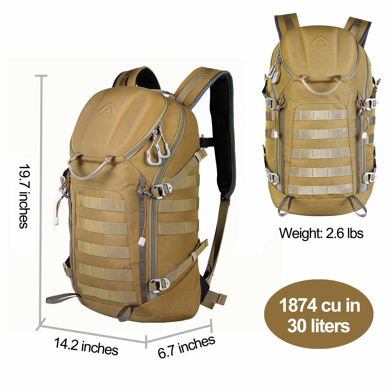 US SELLER Eastwest USA Tactical Sports Backpack Molle Rucksack Hiking Camo Bag