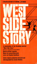 West Side Story by Irving Shulman - $3.50