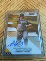 2017 Bowman's Best Shanw Baz Auto - $6.93