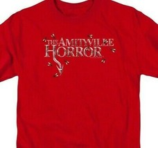 The Amityville Horror t-shirt retro 70's 80's paranormal graphic t-shirt MGM328 image 2