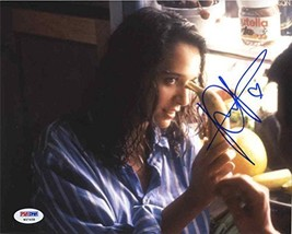 Valeria Golino Hot Shots! Signed 8x10 Photo Certified Authentic PSA/DNA COA - $178.19